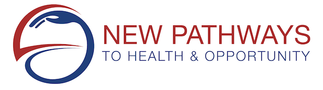Logo for New Pathways to Health and Opportunity